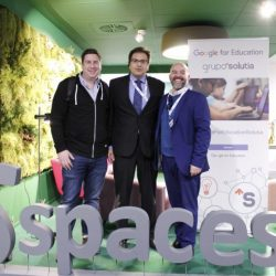 iSspaces acoge la jornada sobre Google for Education para docentes