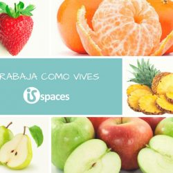 iSspaces fruit week fomenta hábitos saludables en el centro de trabajo